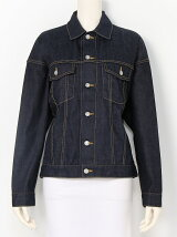 selvage denimblouson