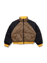 LYDIA REVERSIBLE PUFFER GOLD COAST