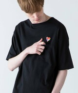 [直営限定] Flower Heart Big T