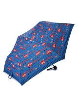 DM98 ロンドン柄折りたたみ傘