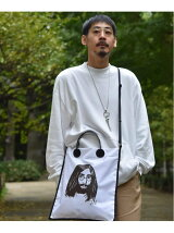 COXCOMB x WW / ABBEYROAD TOTE SHOULDER BAG : アビーロード・レコードバック
