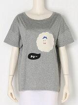 プードルTシャツ