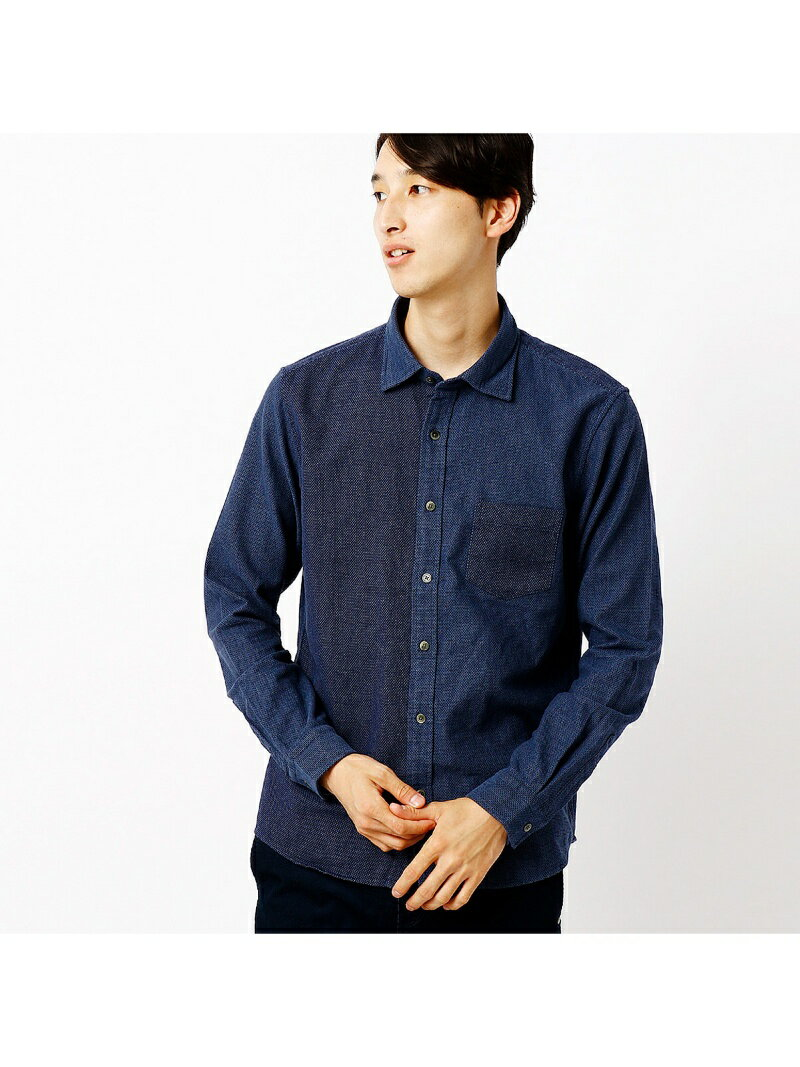 【SALE/70%OFF】コンビシャツ コムサイズム シャツ/ブラウス【RBA_S】【RBA_E】