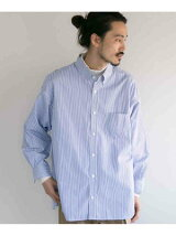 COSEI OVERSIZED BUTTONDOWN SHIRTS