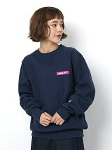 【MILKFED.×CHAMPION】SWEAT TOP