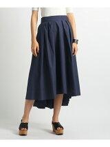【WEB限定】 MADISONBLUE サーキュラーテールスカート