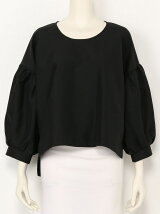 VOLUME SLEEVE TOPS