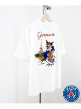 PSG JP GERMAIN EMBROIDERY T-SHIRT