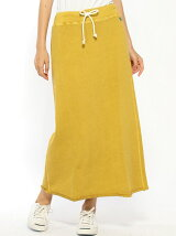 GOOD ON/(W)GO SWEAT MAXI SKIRT