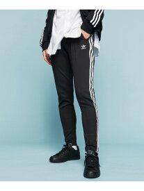 【SALE/44%OFF】adidas Originals (W)SST TRACK PANTS アディダス パンツ/ジーンズ パンツその他 ブラック レッド【送料無料】