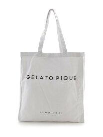 gelato pique ホビートートバッグ ジェラートピケ 生活雑貨 生活雑貨その他 ホワイト ブラック イエロー レッド ピンク パープル ブルー