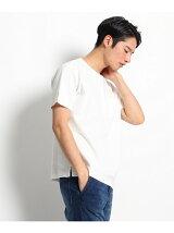 ミラノリブポケットTシャツ