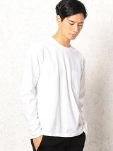 SC GLR 9オンス SLD クルーネック ポケット Tシャツ