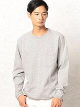 SC GLR 9オンス SLD クルーネック ポケット Tシャツ MT