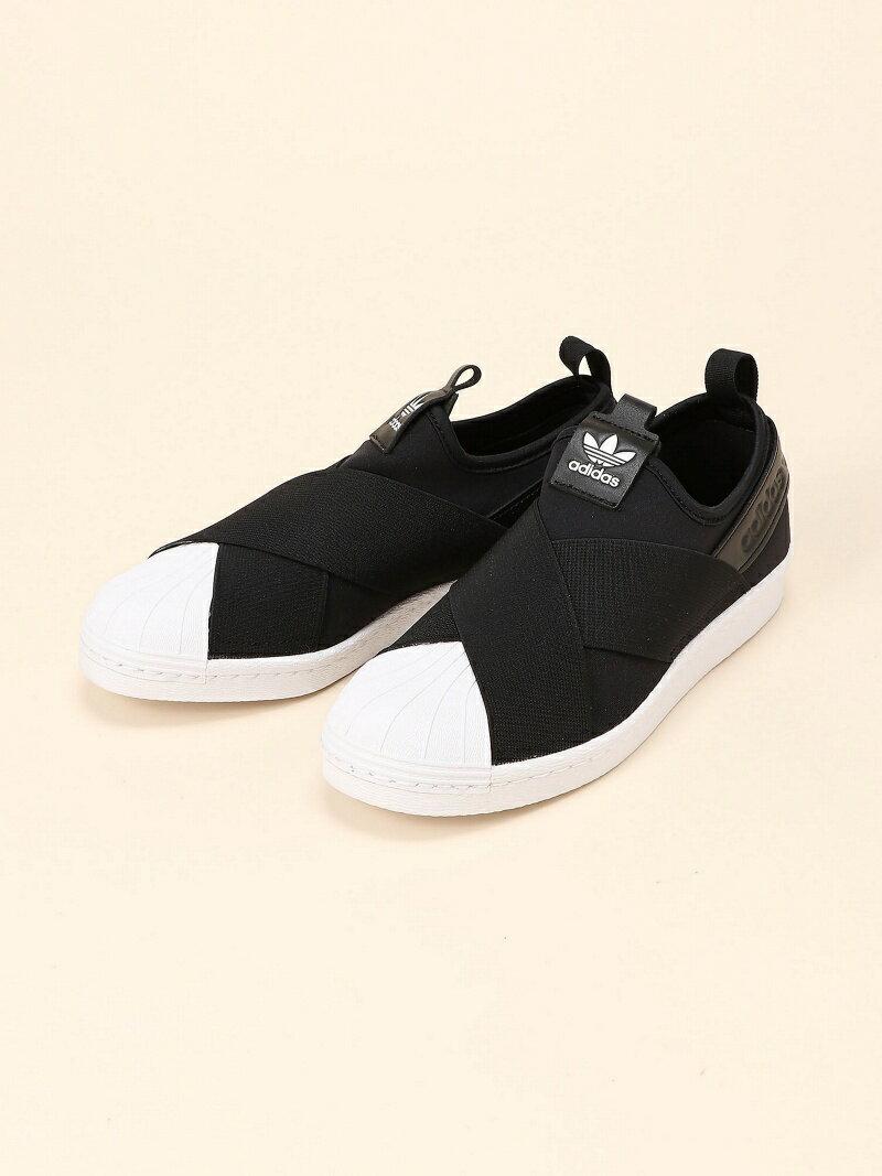 adidas/(U)SUPERSTAR SLIP ON W エスラッシュ シューズ【送料無料】