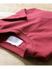 【SALE/60%OFF】DOORS RECOVERクルーネックTシャツ アーバンリサーチドアーズ カットソー Tシャツ レッド ホワイト ブルー