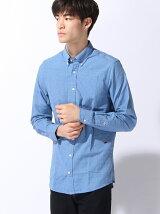 (M)SFインディゴドビーシャツ