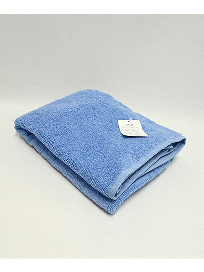 VIDA VIDA/VIDA バスタオル 60×120 ブルー アントレスクエア 生活雑貨