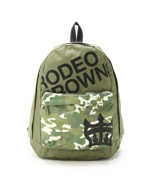 Rodeo Crowns RODEO CROWNS/LOGO BACK PACK アスチュート バッグ リュック/バックパック カーキ ネイビー ピンク ブラック【送料無料】