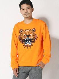 KENZO (M)SS19 Classic Tiger Sweatshirt ケンゾー カットソー スウェット オレンジ グレー ブラック ホワイト【送料無料】