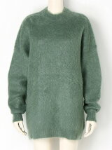 SHAGGY OVER KNIT TOPS