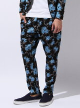 Printed Pants(Flower)