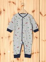 【SALE/35%OFF】X-girl Stages COVERALL SPACE FLIGHT エックスガールステージス マタニティー/ベビー【RBA_S】【...