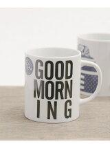 GOOD MORNING コーヒーマグ