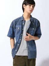 バンダナpt+刺繍ワークシャツ