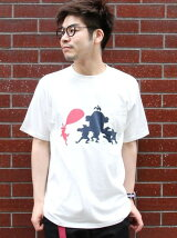 【C.MC】虫よけ加工Tシャツ