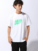 S/S TEE SLANTED ROCK