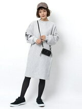 【MILKFED.×CHAMPION】SWEAT DRESS