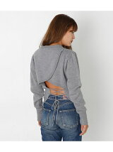 BACK LACE UP HG TOPS