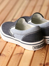 (M)【VISION STREET WEAR】FULTON SLIP-ON