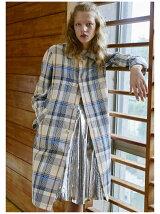 paper madras coat