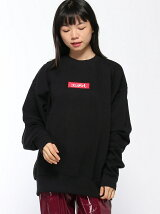 BOX LOGO CREW SWEAT