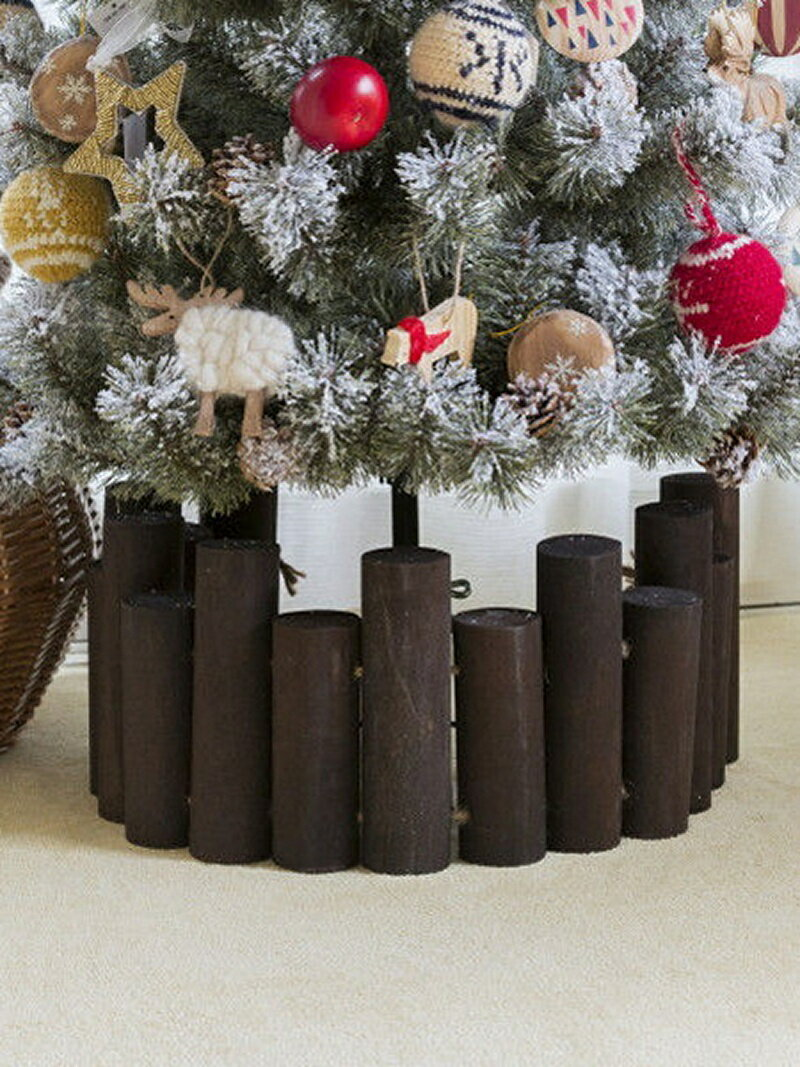 studio CLIP クリスマスツリー 丸太足かくし スタディオクリップ 生活雑貨