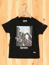 DEGRELATE/(K)RUNNING初号機Tシャツ