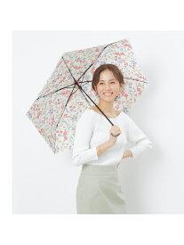LOWELL Things ★折りたたみ傘/ボタニカルフラワーミニ ロウェル シングス ファッショングッズ 日傘/折りたたみ傘