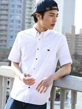 【WEB限定】 BC★★B/CRAZY P/OX S/S 半袖シャツ