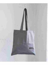 MHL.×URBAN RESEARCH LIGHT COTTON DRILL BAG