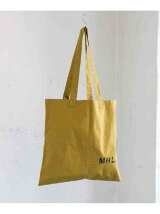 【予約】MHL.×URBAN RESEARCH LIGHT COTTON DRILL BAG