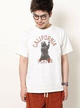 PARKIES(パーキーズ)ベアプリントTシャツ