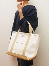 ORCIVAL canvas TOTE M