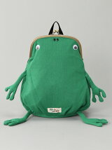 fluke frog/(U)カエルミニリュック