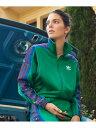 【SALE/50%OFF】adidas Originals TRACK TOP アディダス コート/ジャケット ショートコート グリーン【送料無料】