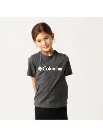 【SALE/30%OFF】Columbia 【キッズ】CSCベーシックロゴユースショートスリーブ コロンビア カットソー Tシャツ グレー ホワイト ブルー ネイビー イエロー