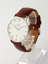 DANIEL WELLINGTON / Dapper SILVER 38mm