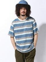 インディゴJQ-Tシャツ