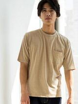 SC TCR ポケット クルーネック SS Tシャツ